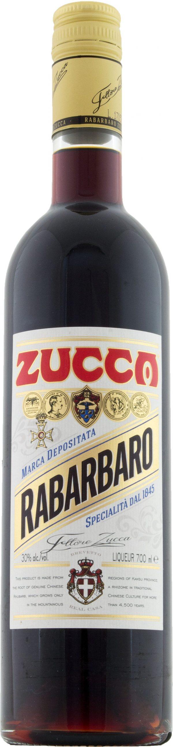Zucca Rabarbaro 70cl
