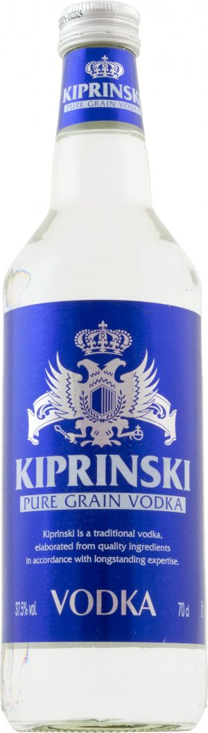 Vodka Kiprinski 70cl
