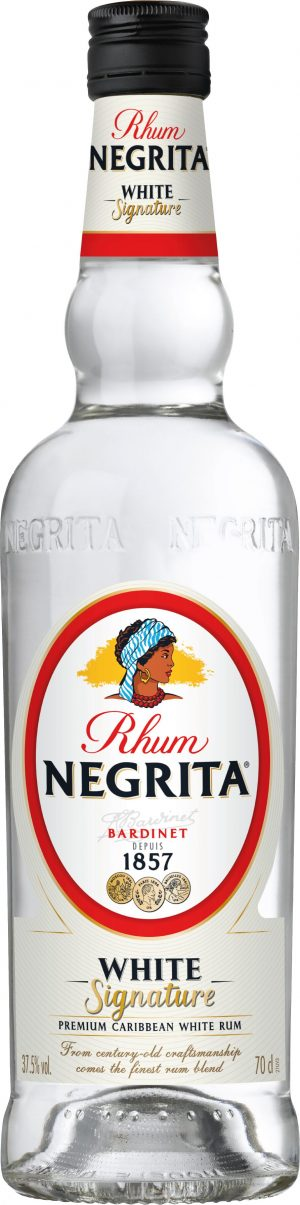 Rhum Negrita White Signature 70cl