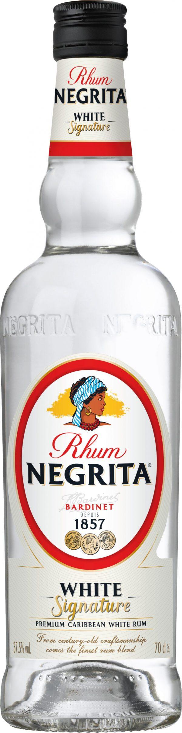 Rhum Negrita White Signature 70cl