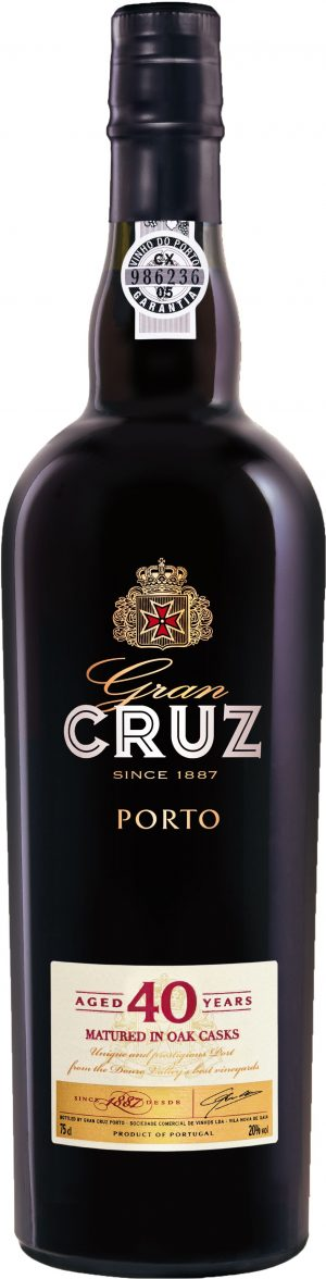 Porto Gran Cruz 40 years old 75cl