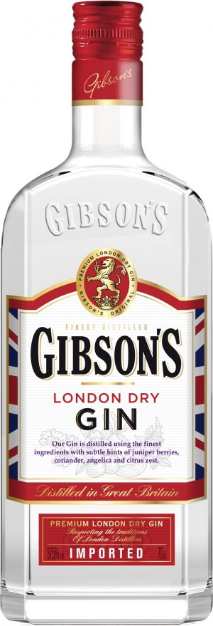 Gibson's Gin 70cl