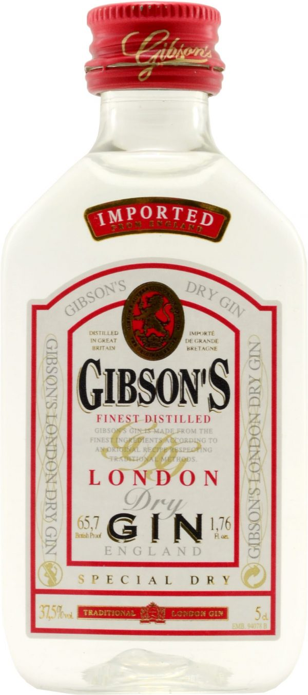 Gibson's Gin 5cl