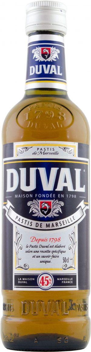 Pastis Duval 50cl