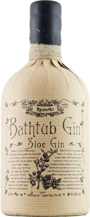 Bathtub Gin Sloe Gin 50cl