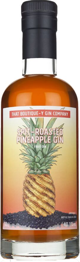 TBGC Spit Roasted Pineapple Gin 50cl