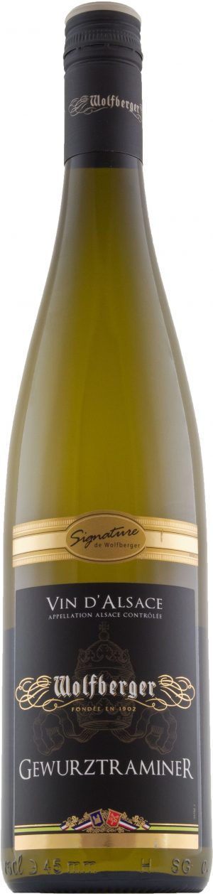Wolfberger Gewürztraminer Signature 75cl