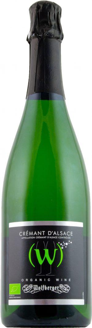 Wolfberger Cremant d'Alsace Organic (W) 75cl