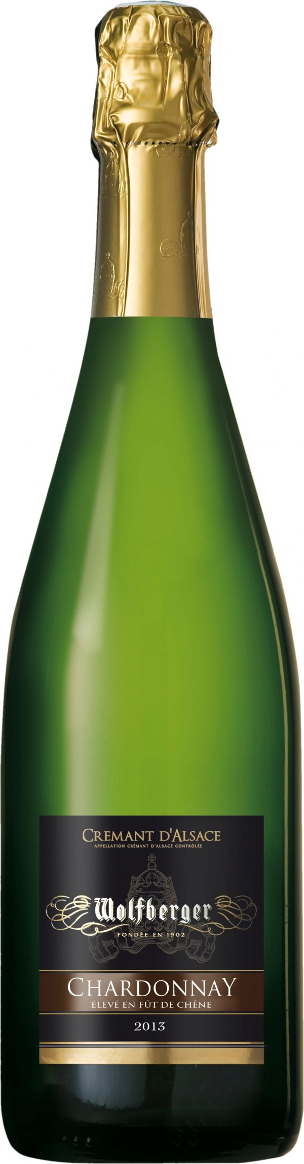 Wolfberger Crémant d'Alsace Chardonnay Brut 75cl