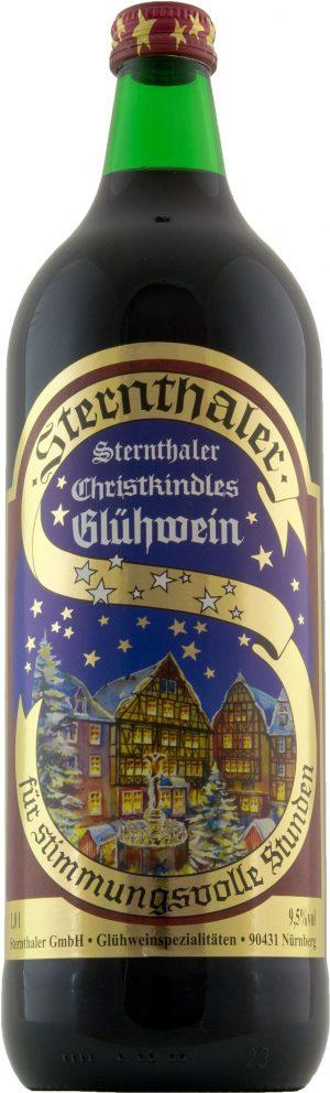 Sternthaler Christkindles Glühwein 100cl