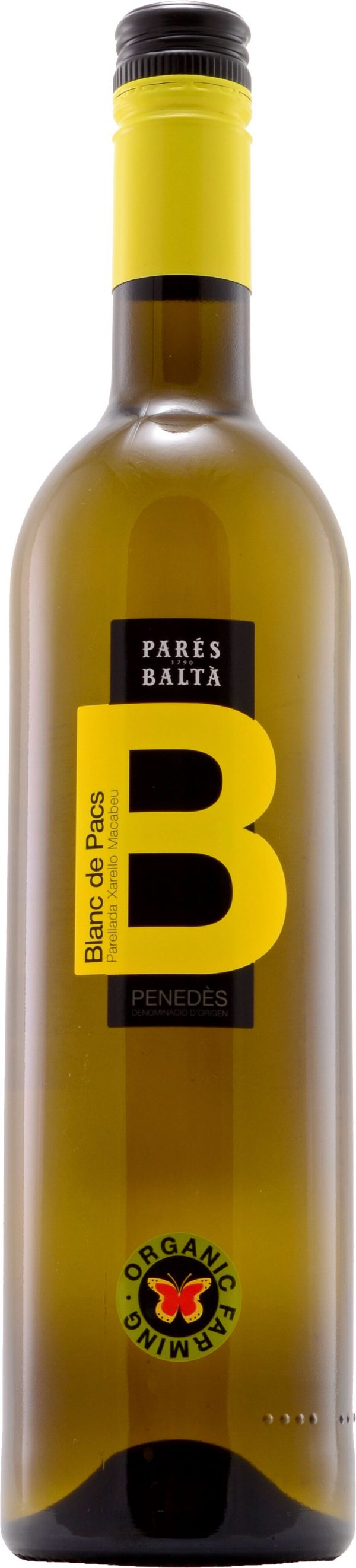 Pares Balta Blanc de Pacs 75cl
