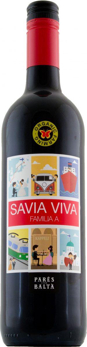 Pares Balta Savia Viva Familia Tinto A 75cl