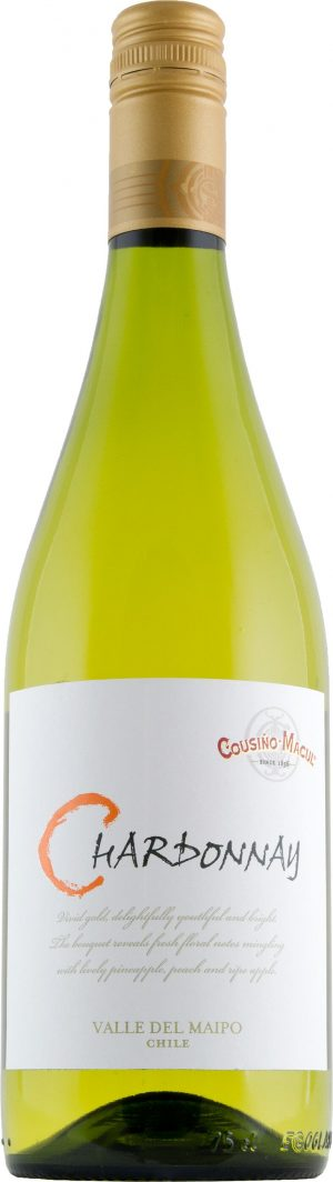Cousino-Macul Chardonnay 75cl