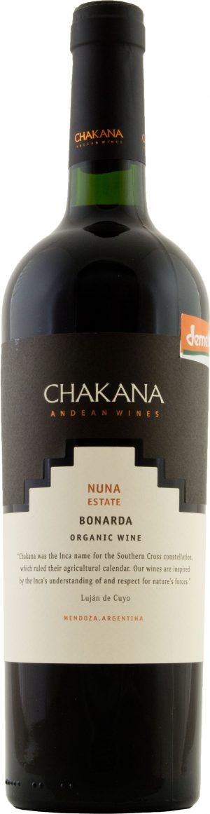 Chakana Nuna Estate Bonarda 75cl
