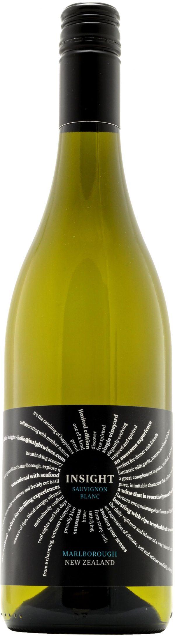 Insight Sauvignon Blanc 75cl