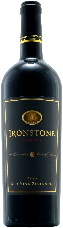 Ironstone Reserve Old Vine Zinfandel 75cl