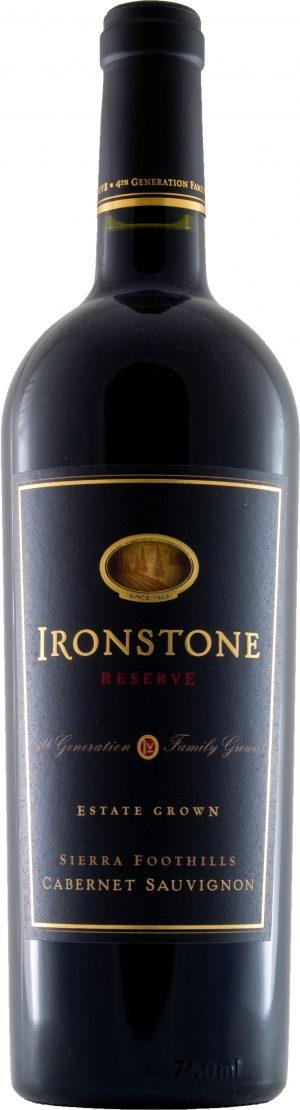 Ironstone Estate Grown Reserve Cabernet Sauvignon 75cl