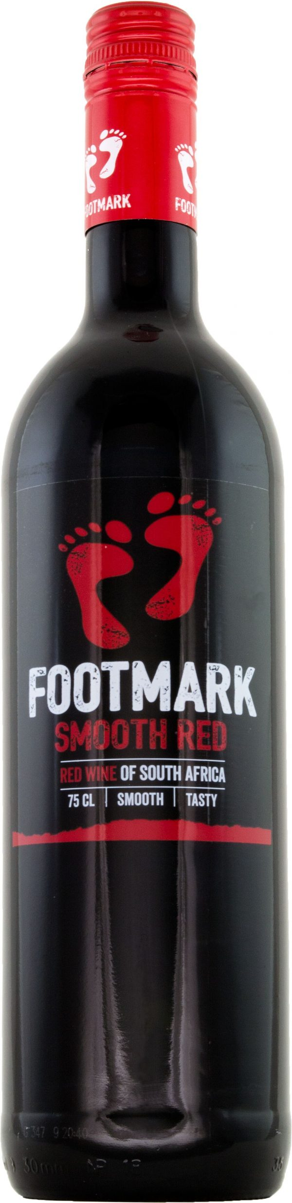 Footmark Smooth Red