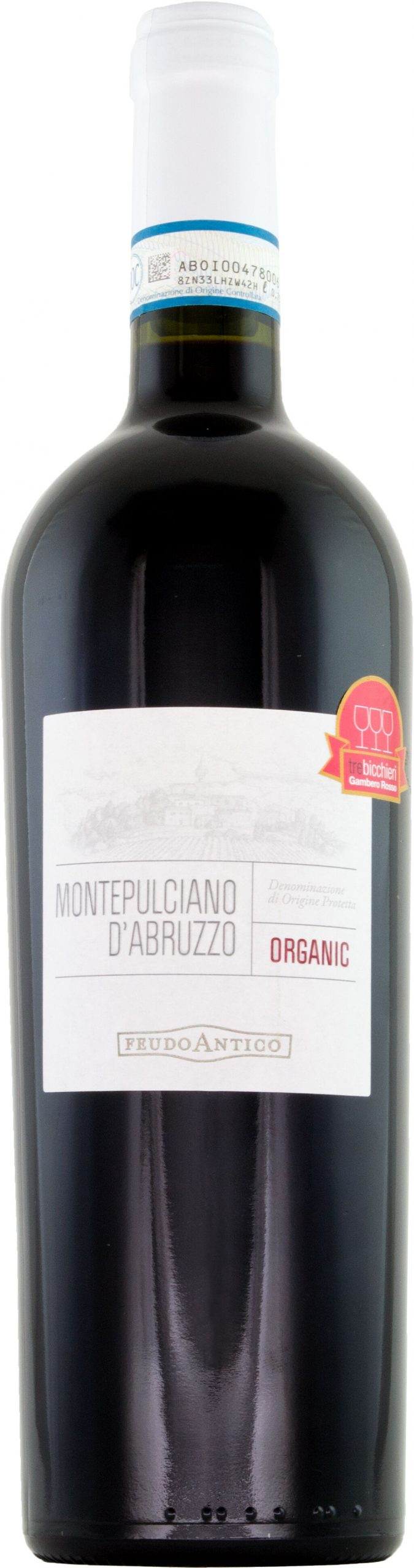 Montepulciano d'Abruzzo Organic