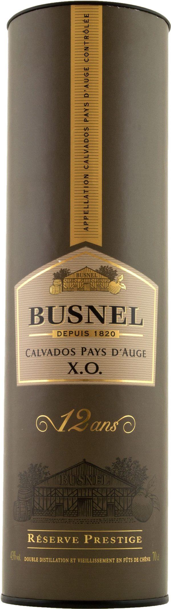 Busnel XO Calvados 70cl