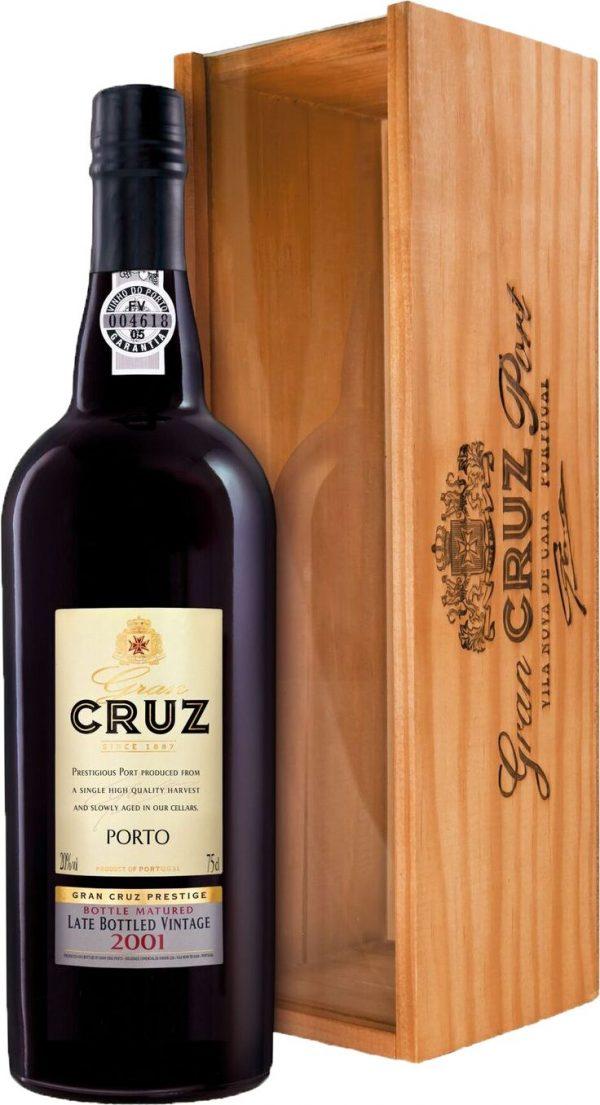 Porto Gran Cruz Late Bottled Vintage 2001 75cl