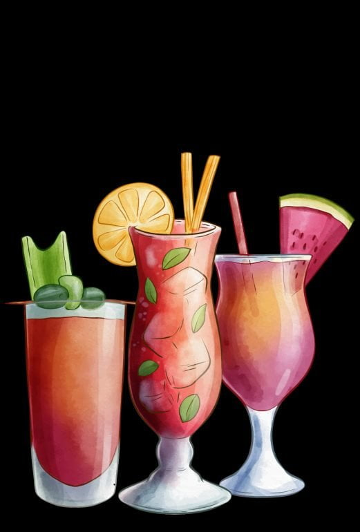 Makea cocktail