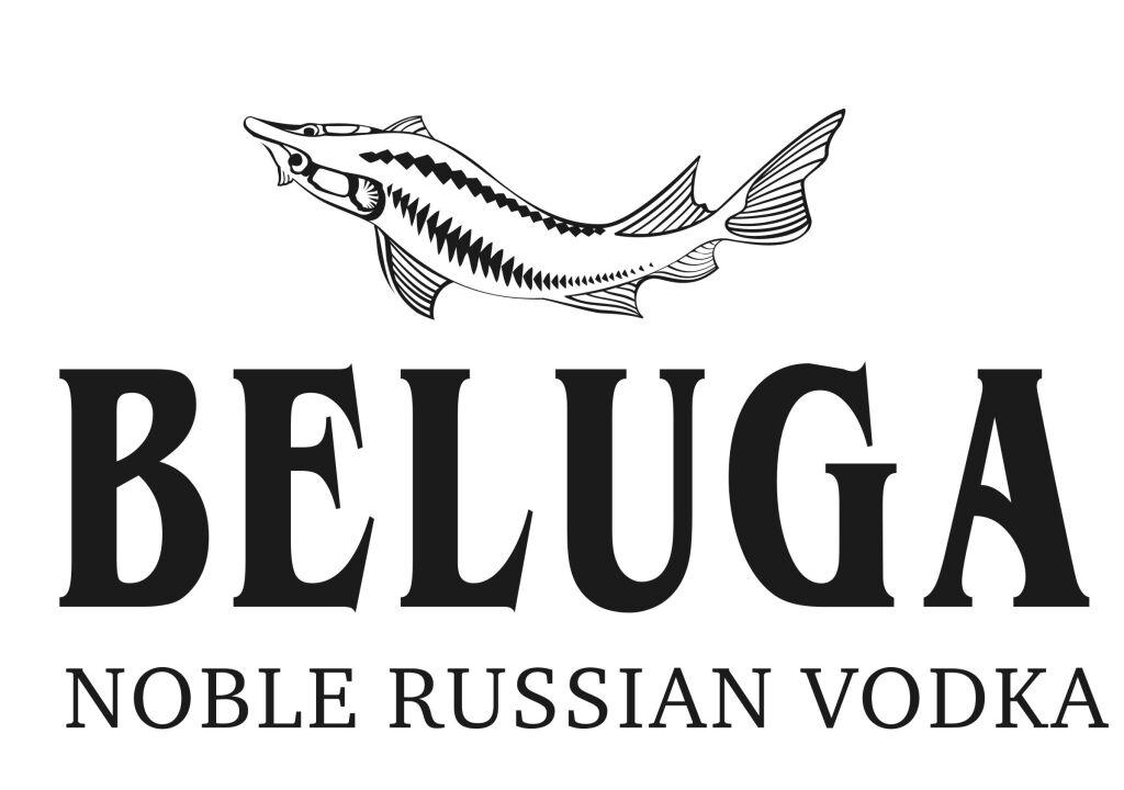Vodka Beluga logo