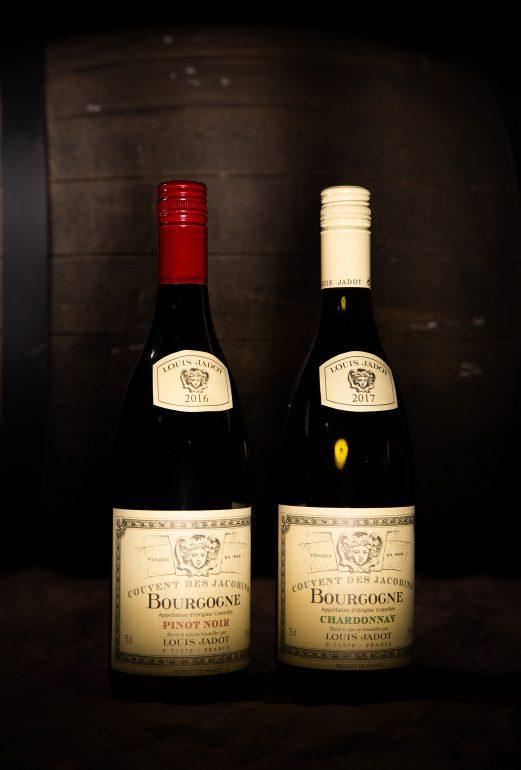 Louis jadot pinot noir ja chardonnay