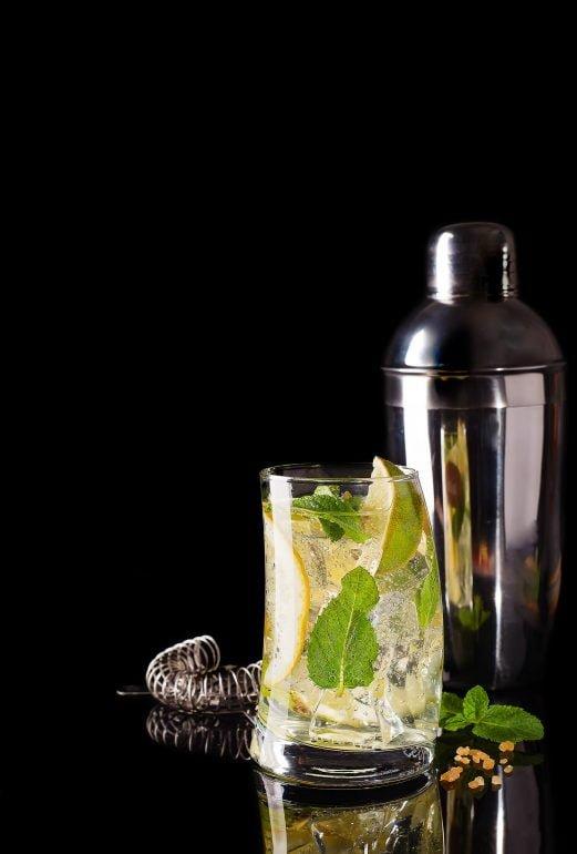 gin ja tonic