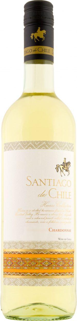 Santiago de Chile Chardonnay 75cl