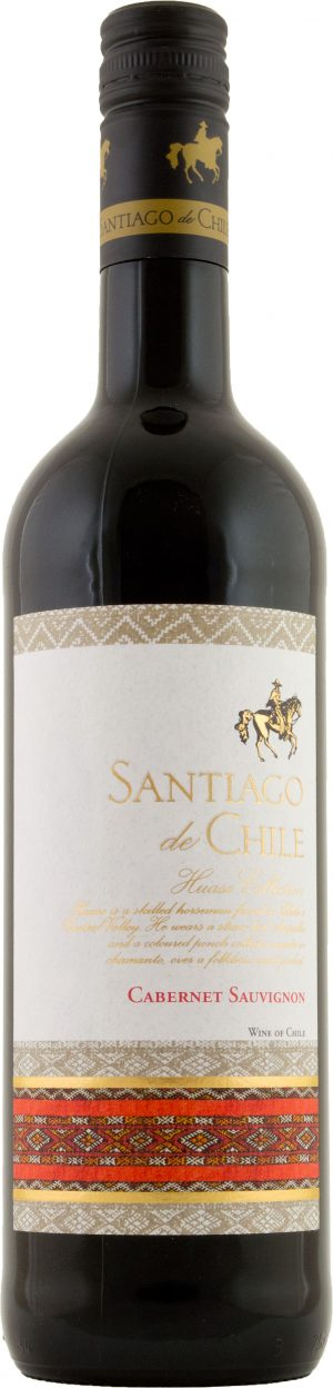 Santiago de Chile Cabernet Sauvignon 75cl