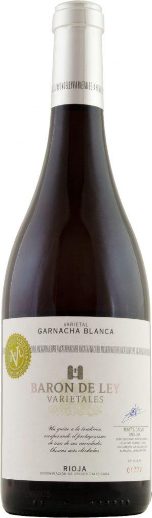Baron de Ley Varietales Garnacha Blanca 75cl