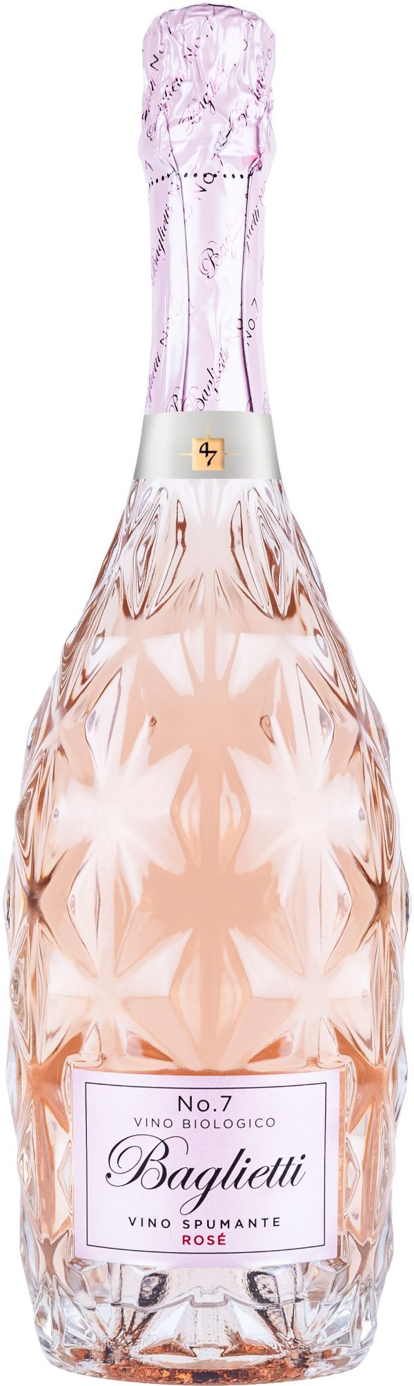 Baglietti Rosé No7 75cl