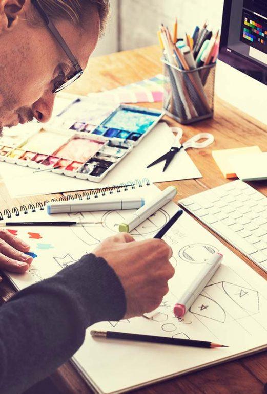 kirjoittaminen ja suunnittelu