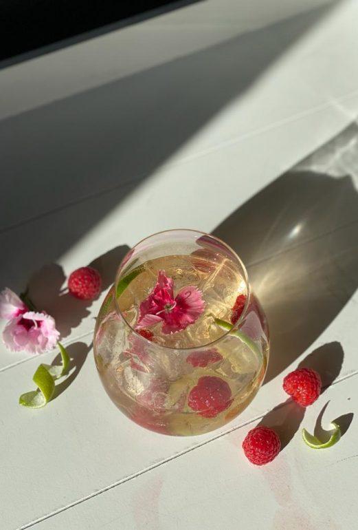 kesäinen drinkki