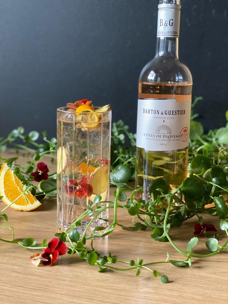Greta Grönholm cocktail