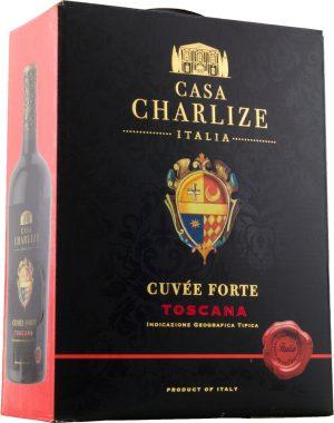 Casa Charlize Cuvee Forte BIB