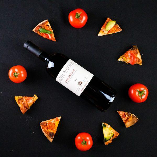 casciana bruciata ja pizza