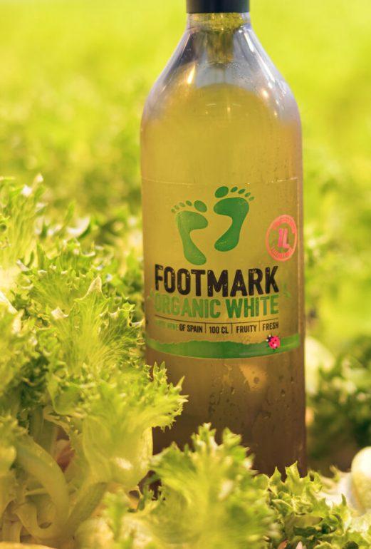 footmark organic white