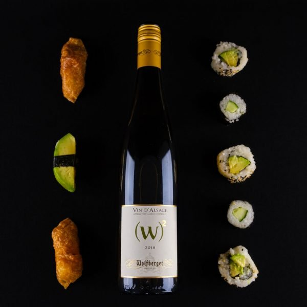 Wolfberger W2 ja sushi