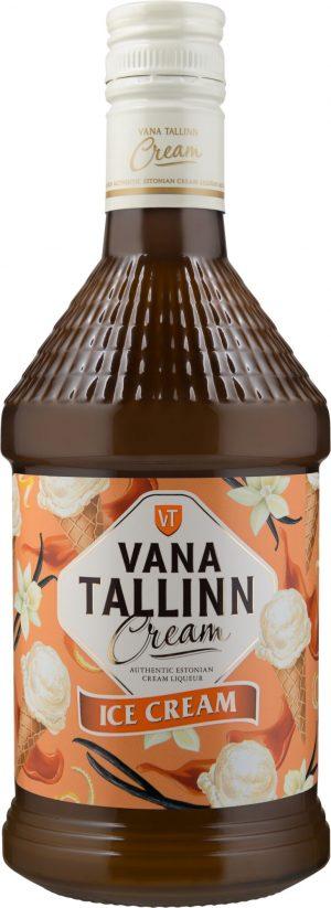Vana Tallinn Cream Ice Cream