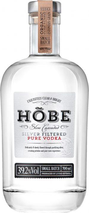 Hobe Organic Vodka 70cl