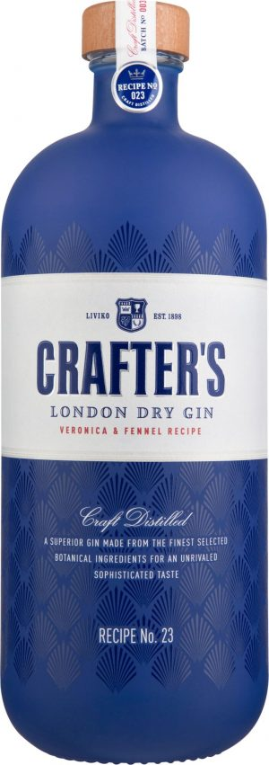Crafter's London Dry Gin 70cl