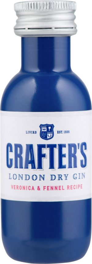 Crafter's London Dry Gin 4cl