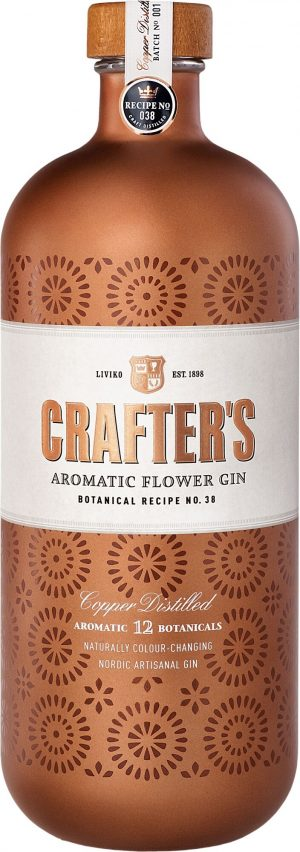 rafter's Aromatic Flower Gin 70cl