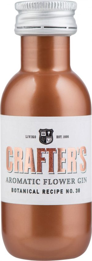 Crafter's Aromatic Flower Gin 4cl