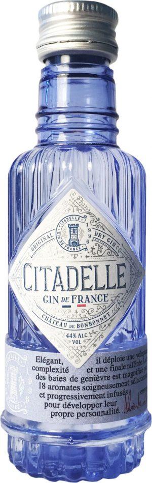 Citadelle Gin 5cl