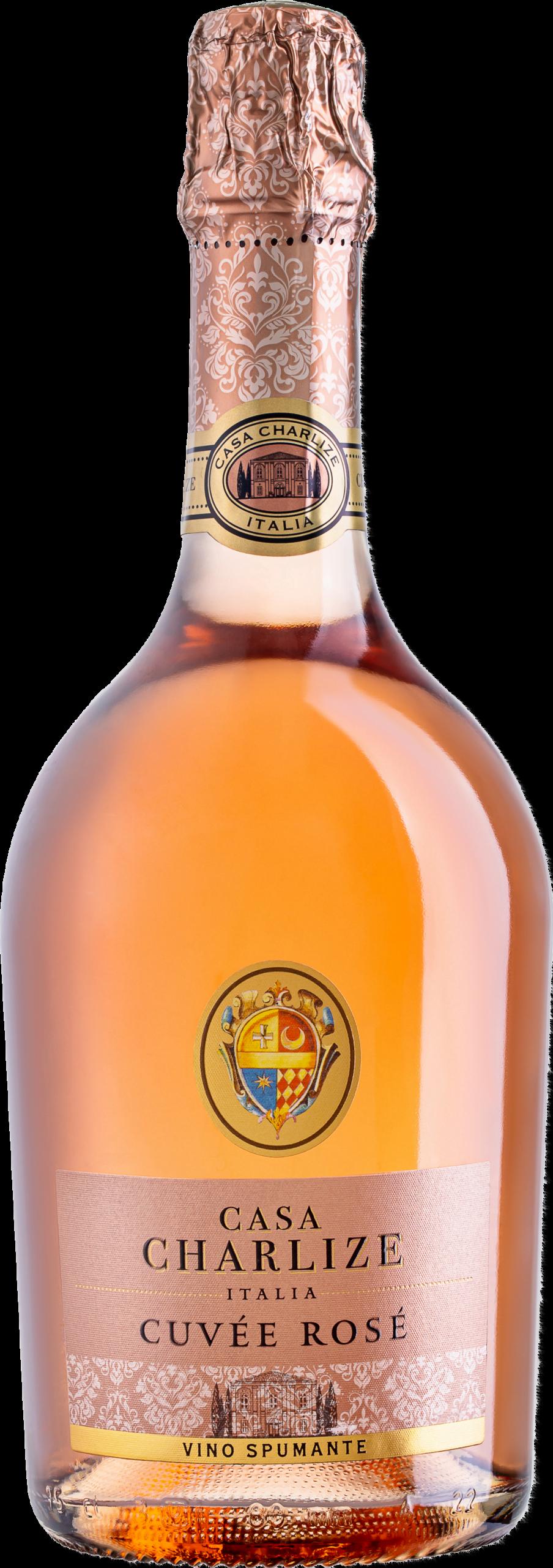 Casa Charlize Cuvée Rosé Spumante