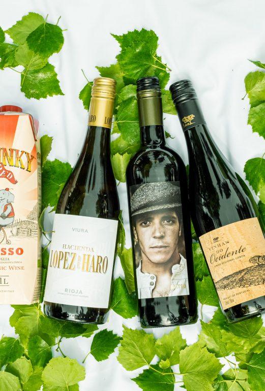 ympäristövastuulliset viinit